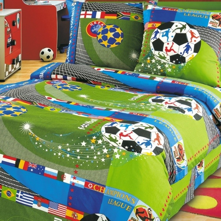 Комплекты постельного белья в детскую кроватку
