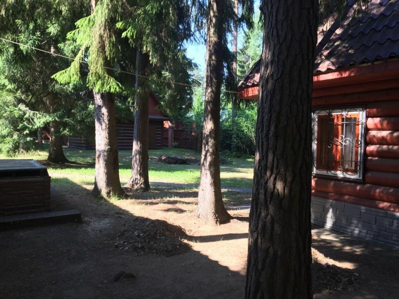 Усадьба в Колосково ЛО Приозерский р-н коттедж и гостевые дома