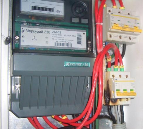 Установка и замена электросчетчиков на Сходне