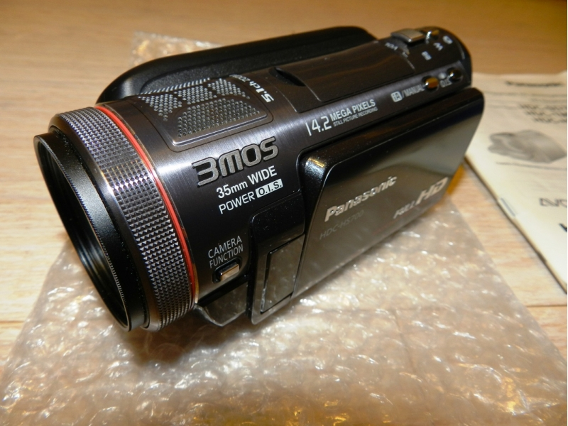 Камера Panasonic HDC-HS700  за 50