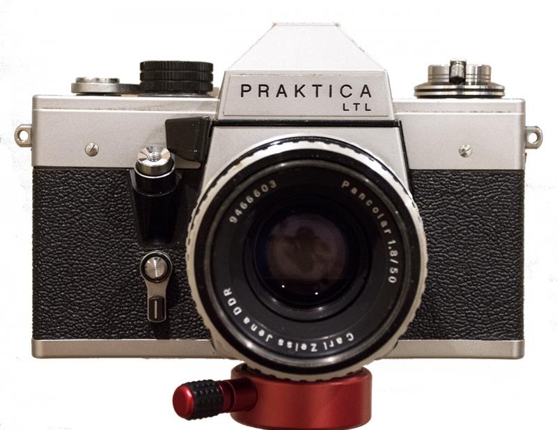 Зеркальный фотоаппарат Praktica LTL