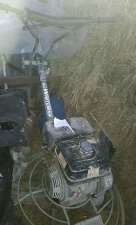 Бензиновая затирочная машина для бетона Multiquip вертолет