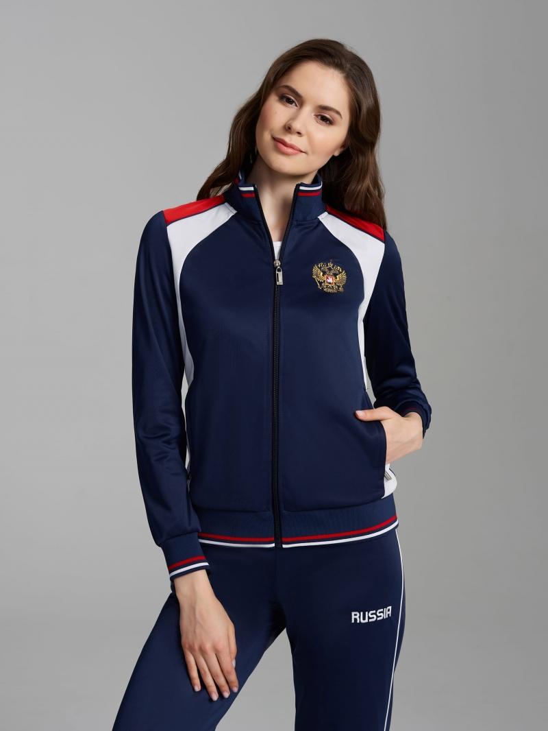 Костюм спортивный женский Россия