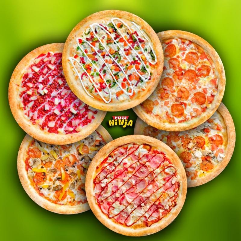 Доставка пиццы и роллов Ниндзя Пицца в Кирове